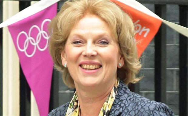 Non-politician Anna Soubry